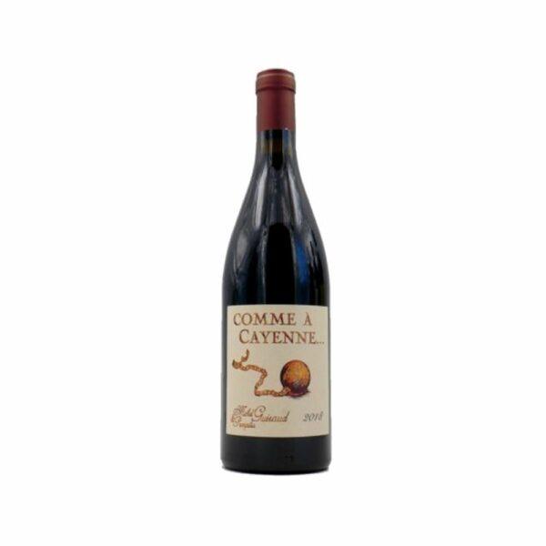 Comme à Cayenne - Saint Chinian - 75cl Domaine Boissezon Guiraud, Languedoc-Roussillon, Vins Rouges