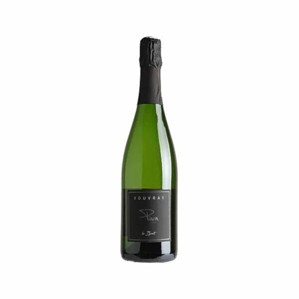 Vouvray Brut - Damien Pinon - 75cl Val de Loire, Vins Blancs, Vins Pétillants, Vins Biologiques & Naturels