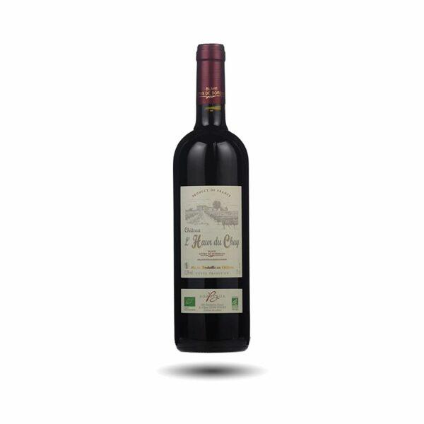 Blaye Tradition - Château L'Haur du Chay - 75cl Bordeaux, Vins Rouges, Vins Biologiques & Naturels, Château L'Haur du Chay