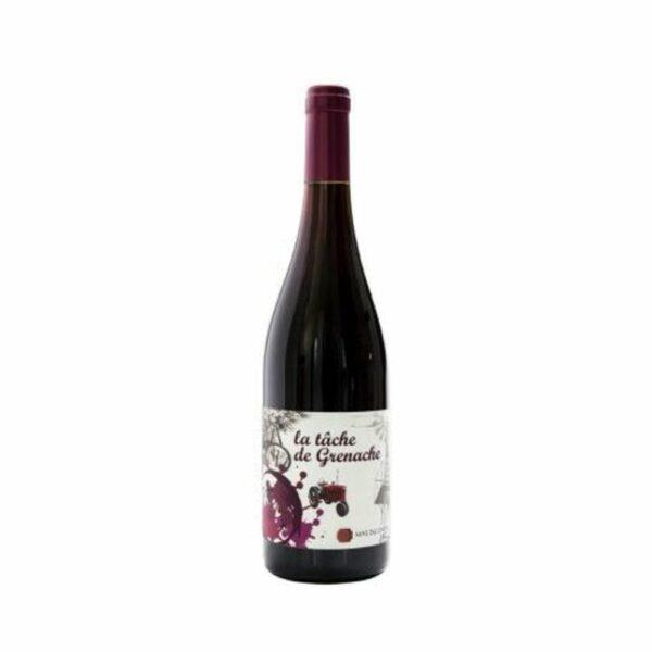 La Tâche de Grenache - 75cl Rhône, Vins Rouges, Vins Biologiques & Naturels, Mas du Chêne