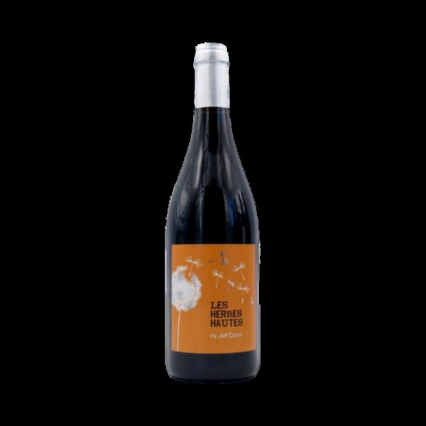 Les Herbes Hautes - Corbières - 75cl Languedoc-Roussillon, Vins Rouges, Vins Biologiques & Naturels, Jeff Carrel