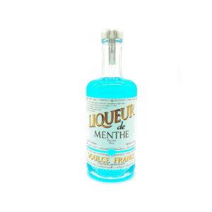 Liqueur de Menthe 35% - 70cl Liqueurs, Distillerie Devoille