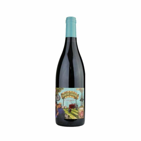 Marche Arrière 100% Carignan - 75cl Rhône, Vins Rouges, Vins Biologiques & Naturels, Mas du Chêne