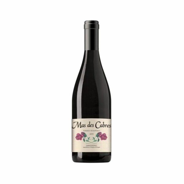 Mas des Cabres - Terres d'Aspères - 75cl Languedoc-Roussillon, Vins Rouges, Vins Biologiques & Naturels