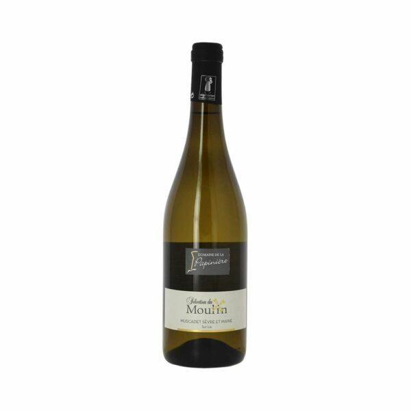 Muscadet Sélection 12 Mois sur Lie - 75cl Domaine de la Papinière, Val de Loire, Vins Blancs