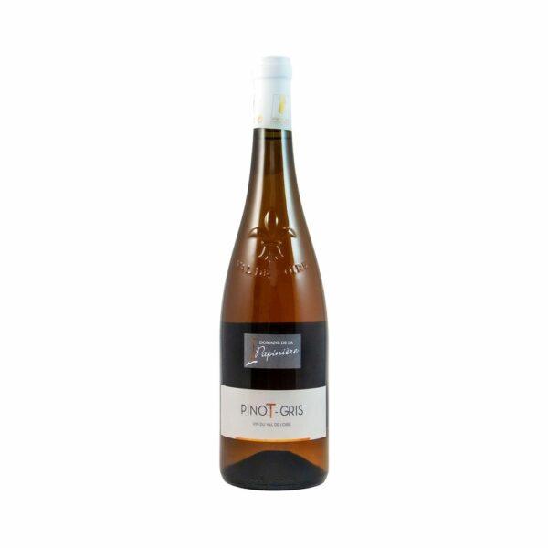 Pinot Gris Demi-sec - 75cl VINS, Val de Loire, Vins Blancs