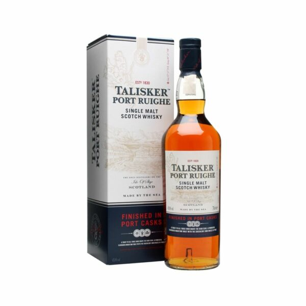 Talisker Port Ruighe - 70cl WHISKIES, Islay