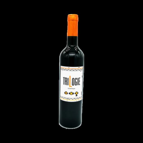 Trilogie Rouge - Domaine Saint Preignan - 75cl Languedoc-Roussillon, Vins Rouges