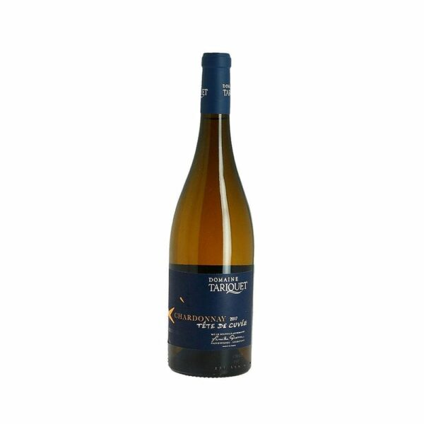 Chardonnay Tête de Cuvée Tariquet - 75cl Sud-Ouest, Vins Blancs