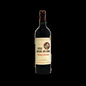 Montagne-Saint-Emilion - Château Chevalier Saint Georges - 75cl Idées Cadeaux Fête des Pères, Bordeaux, Vins Rouges