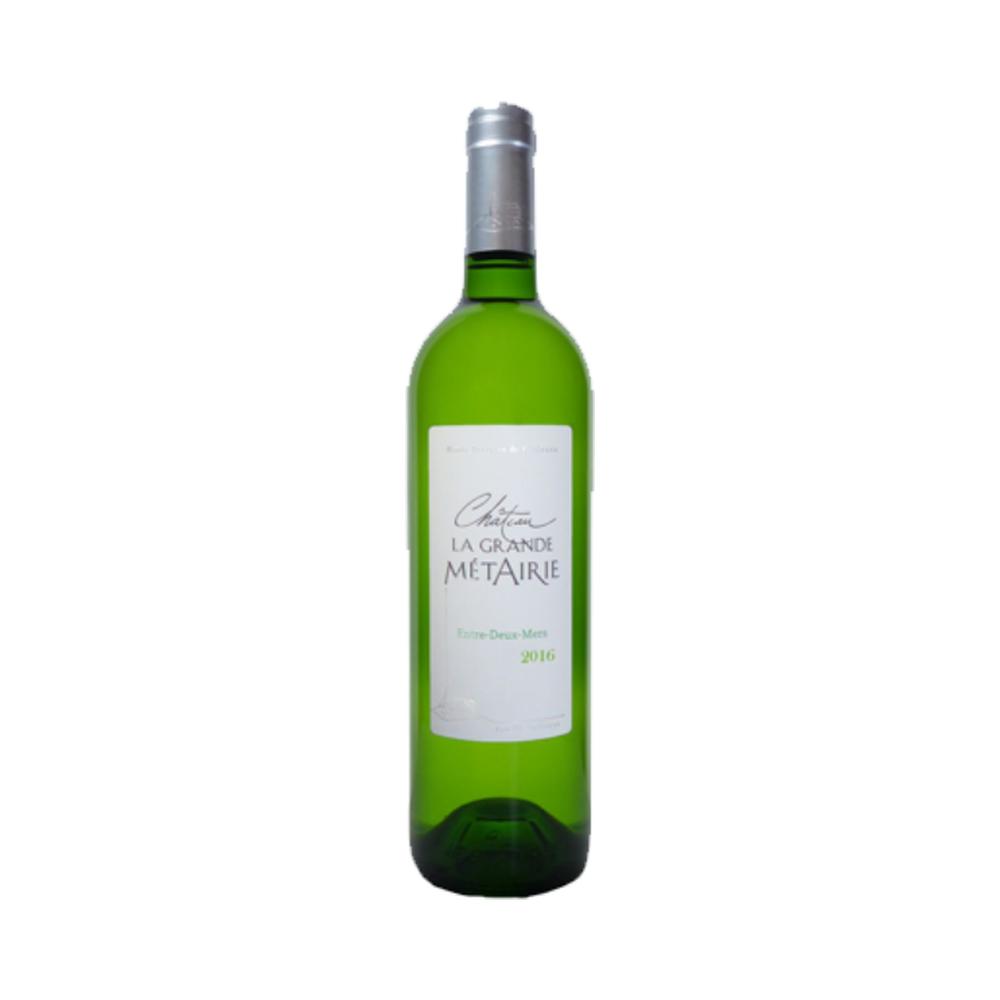 Entre-Deux-Mers Chateau Grande Métairie - 75cl Bordeaux, Vins Blancs
