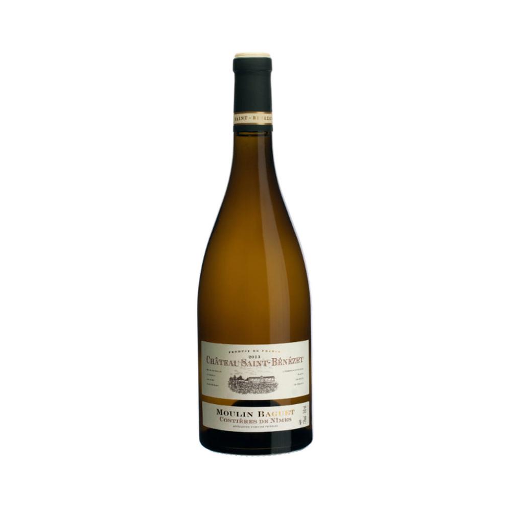 Costières de Nîmes Blanc - 75cl Rhône, Vins Blancs, gigondas, grenache, syrah, vacqueyras, vallée du rhône, vin rouge
