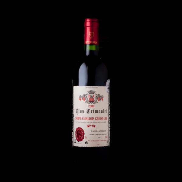 Saint-Emilion Grand Cru - Clos Trimoulet - 75cl Bordeaux, Vins Rouges
