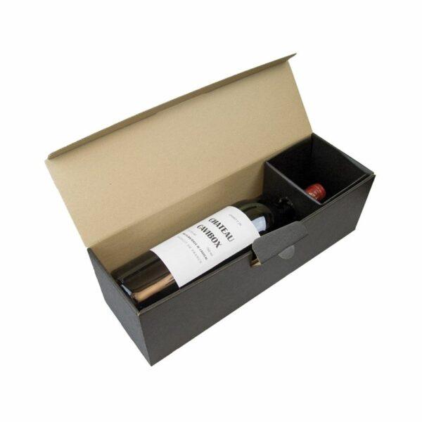 Coffret Vin Nu 1 Magnum - Emballage Cadeau sans bouteille IDEES CADEAUX, Vins Rosés, Vins Rouges, Coffrets Vins, Emballages Cadeaux