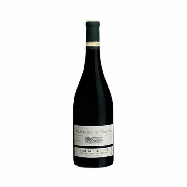 Costières de Nîmes Rouge - 75cl Rhône, Vins Rouges