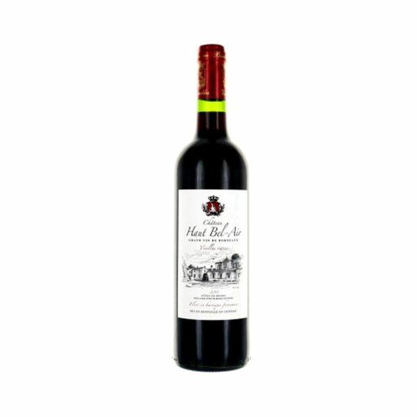 Côtes de Bourg Vieilles Vignes - 75cl Bordeaux, Vins Rouges