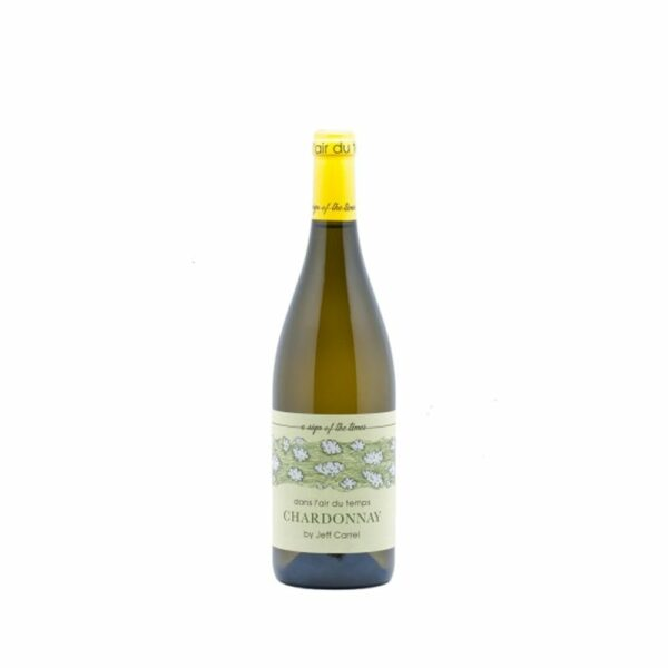 Chardonnay Dans L'Air du Temps - 75cl Languedoc-Roussillon, Vins Blancs, Jeff Carrel