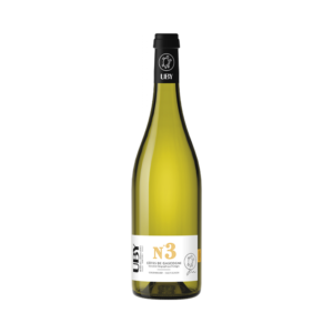 Uby N°3 Colombard-Sauvignon - 75cl Sud-Ouest, Vins Blancs