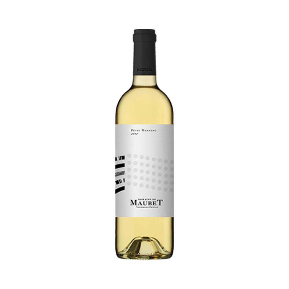 Maubet Moelleux - Petit Manseng - 75cl Sud-Ouest, Vins Blancs, chardonnay, cote de gascogne blanc sec, cote de gascogne moelleux, cote de gascogne moelleux prix, cote de gascogne sucre, cotes de gascogne, gros manseng, merlot, petit manseng, sauvignon, sud ouest, tannat, vin gascogne rose