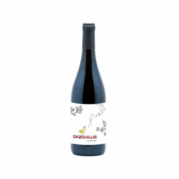 Gazouillis Rouge 100% Malbec - 75cl Languedoc-Roussillon, Vins Rouges, Vins Biologiques & Naturels, Jeff Carrel, achat vin jeff carrel, vin blanc jeff carrel, vin jeff carrel, vin jeff carrel avis, vin le fiston jeff carrel, vin les darons jeff carrel, vin orange jeff carrel, vin rosé jeff carrel, vin rouge jeff carrel