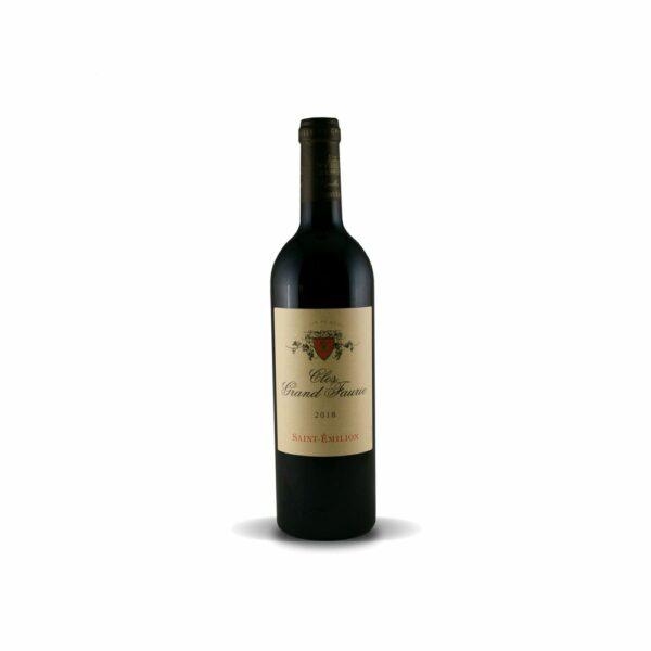 Saint-Emilion 2016 - Clos Grand Faurie - 75cl Bordeaux, Vins Rouges, 2016, Bordeaux, Clos Grand Faurie, Saint-Emilion, vin rouge