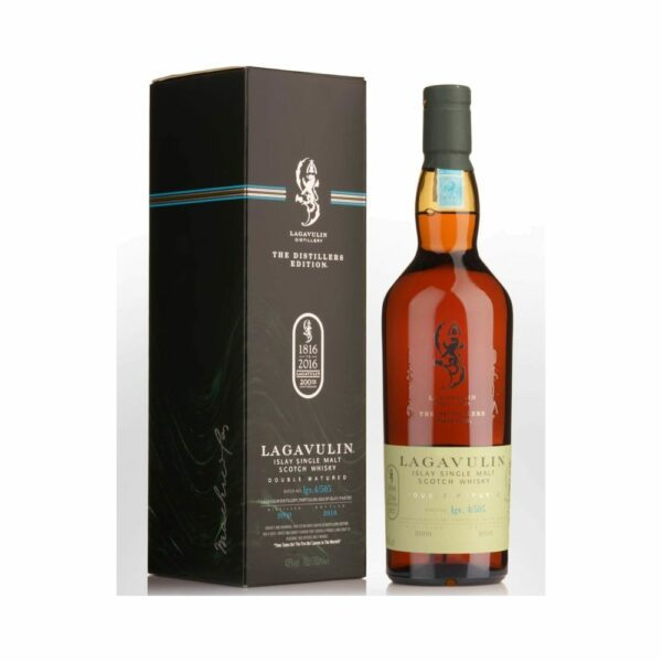 Lagavulin Distillers Edition - 70cl WHISKIES, Islay