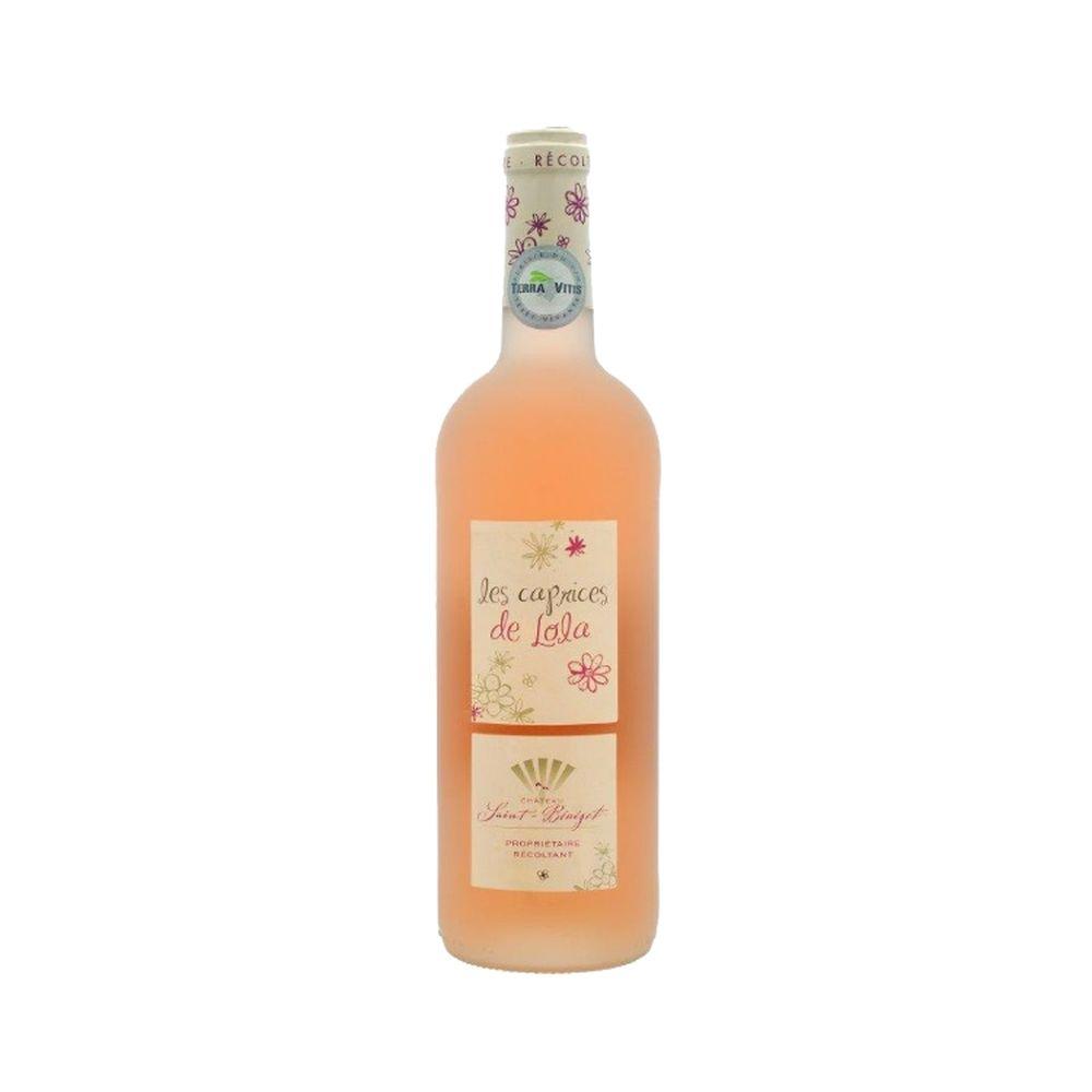 Les Caprices de Lola - Costières de Nîmes - 75cl VINS, Rhône, Vins Rosés