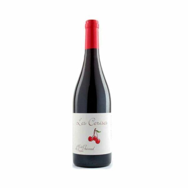 Les Cerises - Saint-Chinian - 75cl Domaine Boissezon Guiraud, Languedoc-Roussillon, Vins Rouges