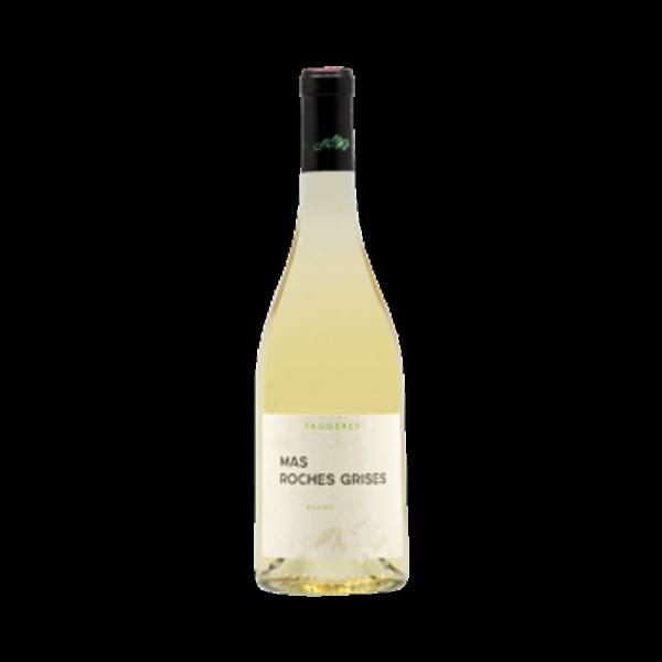 Faugères Blanc - Mas des Roches Grises - 75cl Languedoc-Roussillon, Vins Blancs