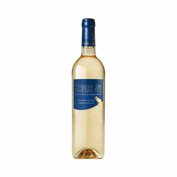Muscat de Rivesaltes Blanc Doux - 75cl Sud-Ouest, Vins Blancs, Apéritifs