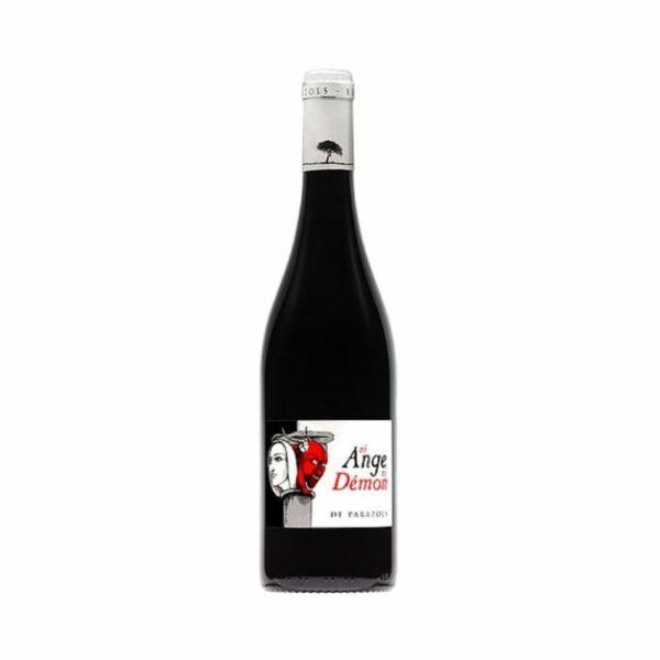 Ni Ange Ni Démon - Cabardès 4 Mois Barriques - 75cl Domaine Parazols - Bertrou, Languedoc-Roussillon, Vins Rouges