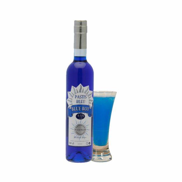 Pastis Bleu 40% - 50cl Apéritifs