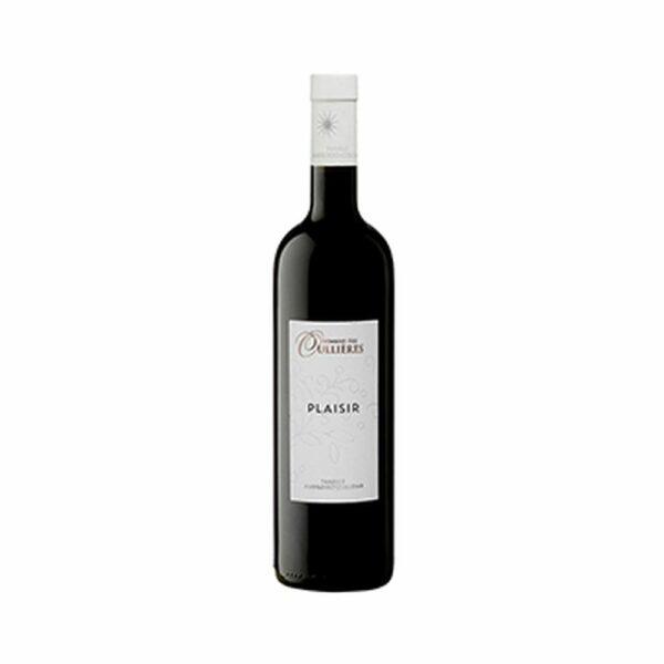 Plaisir Rouge - Domaine des Oullières - 75cl Vins Rouges