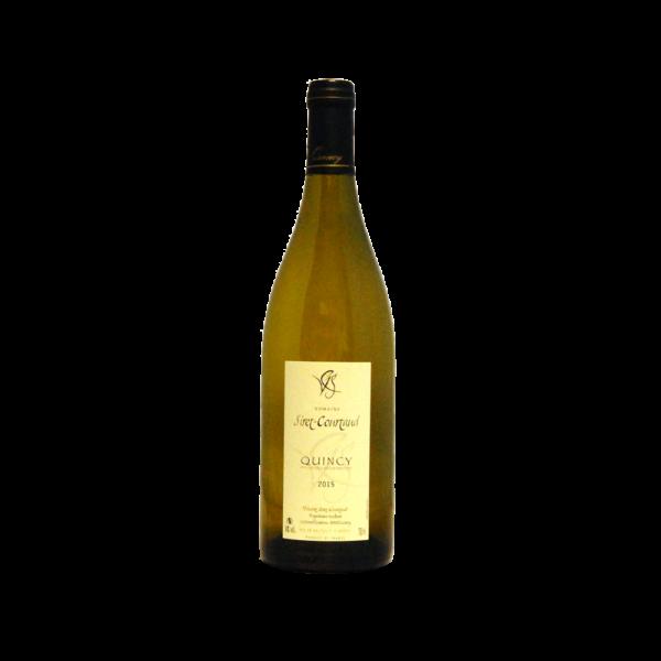 Quincy - Siret Courtaud - 75cl VINS, Val de Loire, Vins Blancs