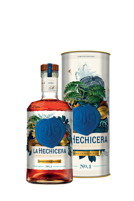 La Hechicera Serie Experimental N°1 - 70cl Rhums Purs