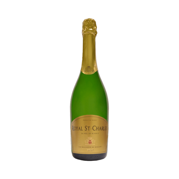 Royal Saint Charles - Pétillant Brut - 75cl VINS, Vins Blancs, Vins Pétillants