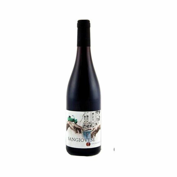 Sangiovese - 75cl Rhône, Vins Rouges, Vins Biologiques & Naturels, Mas du Chêne