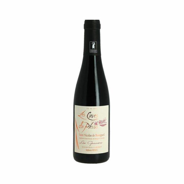 Saint Nicolas de Bourgueil - 75cl Val de Loire, Vins Rouges