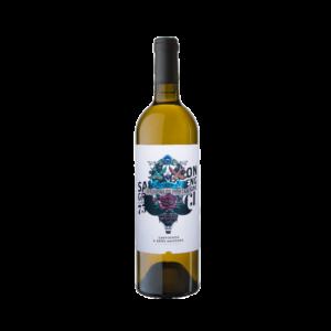 Tatoo Blanc Demi-Sec - Fontan - 75cl Sud-Ouest, Vins Blancs