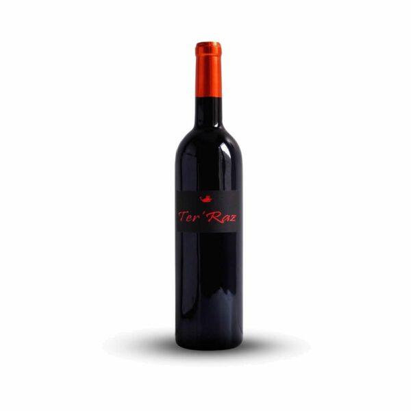 Ter'Raz Rouge - 75cl Sud-Ouest, Vins Rouges