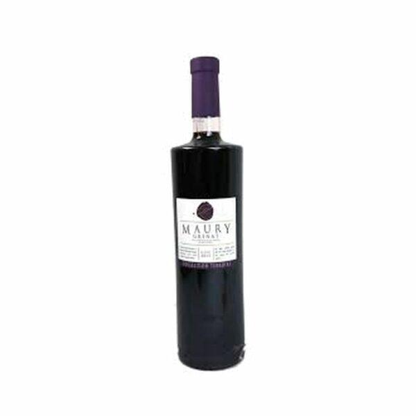 Maury Rouge Doux Sud-Ouest, Vins Rouges, Apéritifs