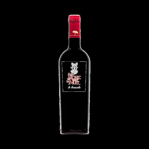 Secret de la Nuit - Minervois 8 Mois Barriques - 75cl Languedoc-Roussillon, Vins Rouges