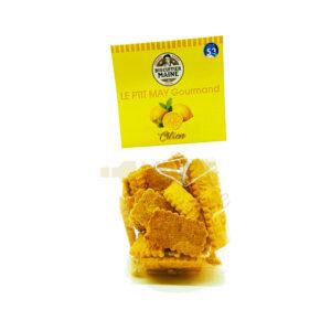 Biscuits Sucrés - Citron - 100gr Produits de la Mayenne, Produits Sucrés, Biscuitier du Maine