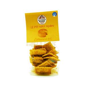 Biscuits Salés - Entrammes Bio - 100gr Produits de la Mayenne, Produits Salés, Biscuitier du Maine