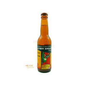 La Free Mousse Dorée 33cl & 75cl - 5,6% Produits de la Mayenne, Bières & Cidres de la Mayenne, Brasserie de L'Oudon