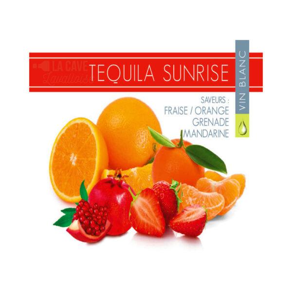 Tequila Sunrise 12° Cocktails Apéritifs en BIB, Apéritifs, bag, bag in box, bib, box, cubi