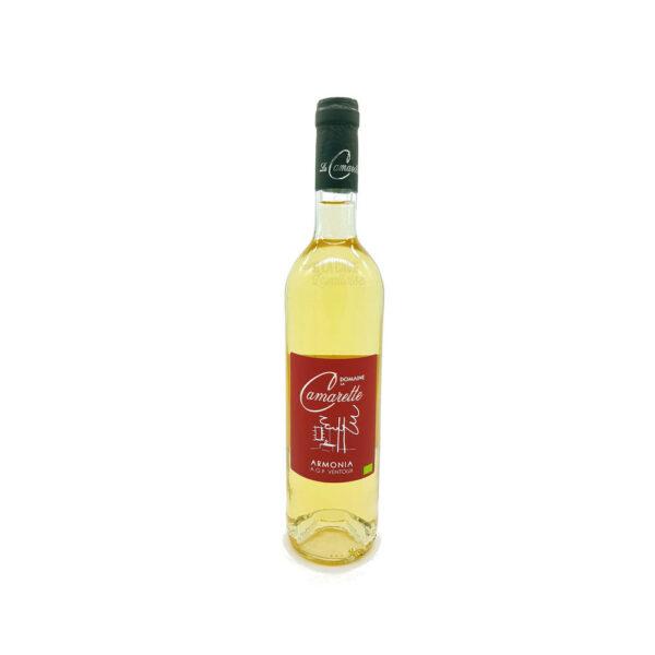 Ventoux Blanc - Armonia Rhône, Vins Blancs, Vins Biologiques & Naturels, Domaine de la Camarette