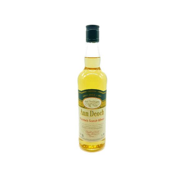Ann Deoch 40° - Blended Scotch Whisky - 70cl Ecosse, Jean Boyer, bourbon, finition futs de sherry, whiskey, whiskies à laval, whisky, whisky à laval, whisky en mayenne, whiskys