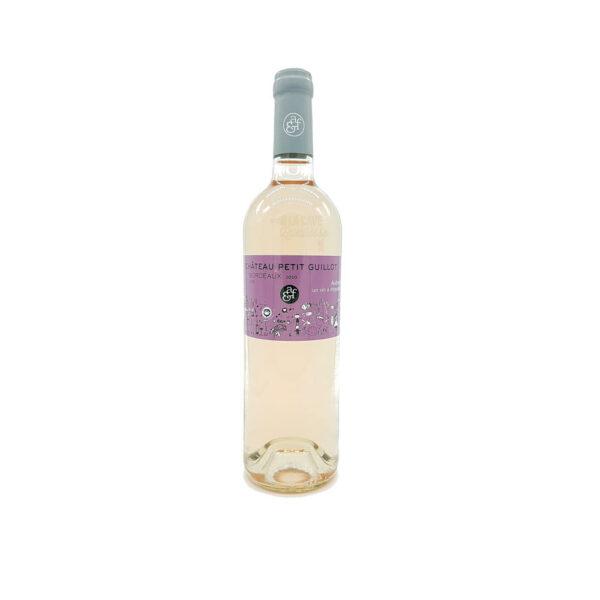 Bordeaux - Château Petit Guillot Vins Rosés, Vins Biologiques & Naturels, Château Petit Guillot