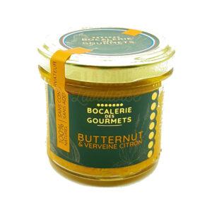 Butternut & Veirveine Citron - La Bocalerie des Gourmets - 110gr Produits de la Mayenne, Produits Salés, Bocalerie des Gourmets